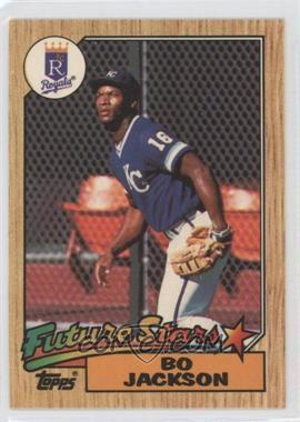 1987 Topps Box Set Collector's Edition (Tiffany) #170 - Bo Jackson