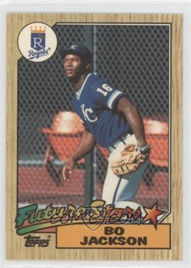 1987 Topps Collector's Edition (Tiffany) #170 - Bo Jackson