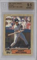 Matt Williams [BGS 9.5]