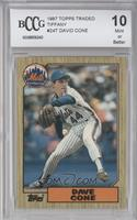 David Cone [ENCASED]