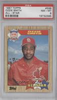 Ozzie Smith [PSA 8]