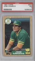 Jose Canseco [PSA 7]