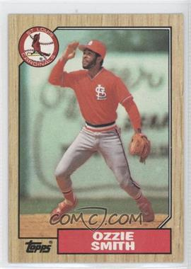 1987 Topps #749 - Ozzie Smith
