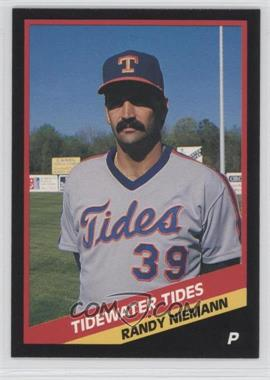 1988 CMC AAA - [Base] #1988-361 - Randy Niemann