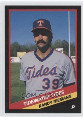 1988 CMC AAA #10 - Randy Niemann