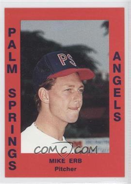 1988 California League #86 - Mike Erb