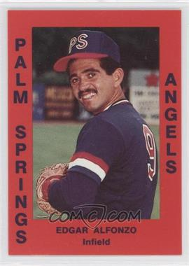 1988 California League #96 - Edwin Alicea