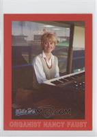 Organist Nancy Faust