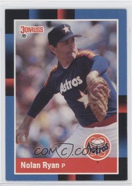 1988 Donruss - [Base] #61 - Nolan Ryan