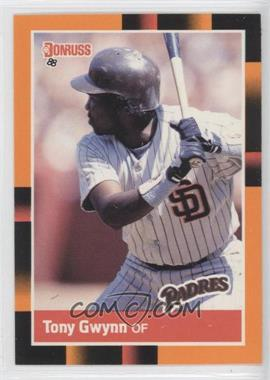 1988 Donruss Baseball's Best Box Set [Base] #154 - Tony Gwynn