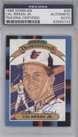 Diamond Kings - Cal Ripken Jr. [PSA/DNA Certified Auto]