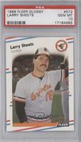 Larry Sheets [PSA10]