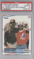 Tony Gwynn, Tim Raines [PSA 10]