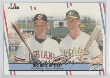 1988 Fleer Glossy #633 - Pat Tabler