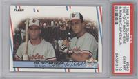 Billy Ripken, Cal Ripken Jr. [PSA 10]