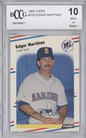 Edgar Martinez [ENCASED]