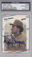 Tony Gwynn [PSA/DNA Certified Auto]