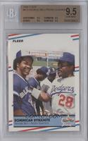 Pedro Guerrero, George Bell [BGS 9.5]