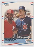Ozzie Smith, Ryne Sandberg