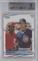 Ozzie Smith, Ryne Sandberg [BGS 9]
