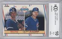 Mark Grace, Darrin Jackson [ENCASED]
