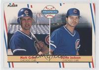 Mark Grace, Darrin Jackson
