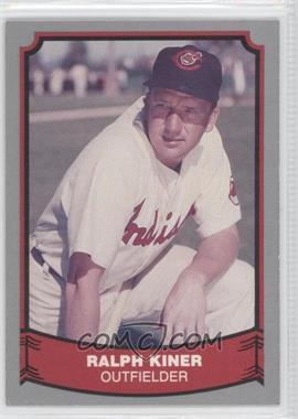 1988 Pacific Baseball Legends - [Base] #9 - Ralph Kiner
