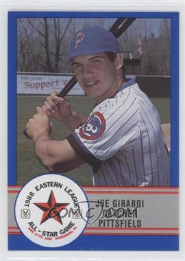 1988 ProCards Eastern League All-Star Game #E-25 - Joe Girardi