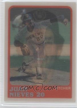 1988 Sportflics - [Base] #211 - Juan Nieves