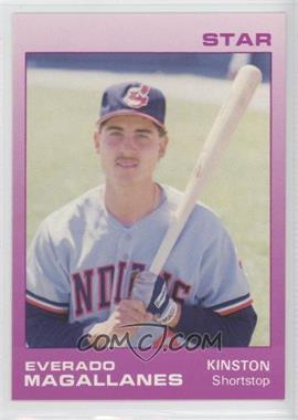 1988 Star Kinston Indians #16 - Ever Magallanes