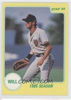 1985 Season (Will Clark)