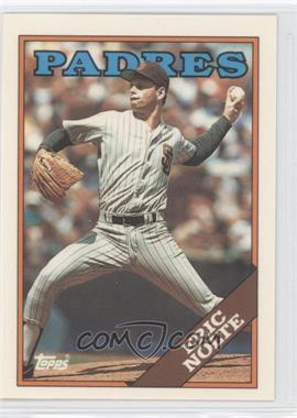 1988 Topps - [Base] - Box Set Collector's Edition (Tiffany) #694 - Eric Nolte