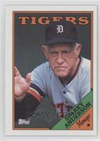 Manager - Sparky Anderson