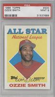 All Star - Ozzie Smith [PSA 9]