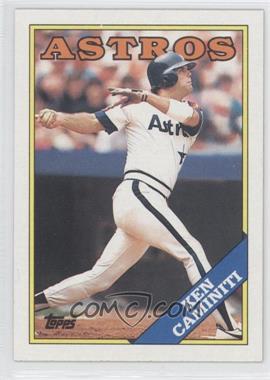 1988 Topps - [Base] #64 - Ken Caminiti