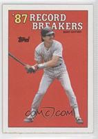 '87 Record Breakers - Benito Santiago