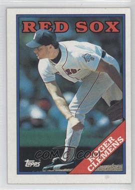 1988 Topps - [Base] #70 - Roger Clemens
