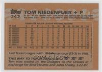 Tom Niedenfuer