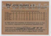 Jose Nunez