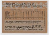 Paul Kilgus