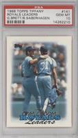 1987 Team Leaders - Kansas City Royals (KC Royals) Team [PSA10]
