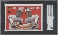 '87 Record Breakers - Eddie Murray [SGC96]