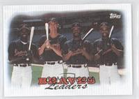 Braves Team Leaders