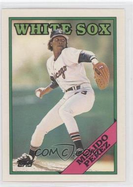 1988 Topps Traded - Box Set [Base] - Collector's Edition (Tiffany) #83T - Melido Perez