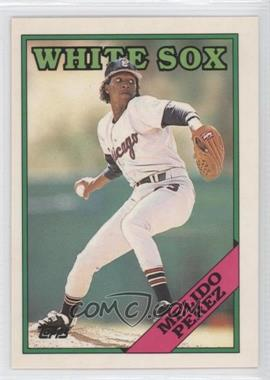 1988 Topps Traded Box Set [Base] Collector's Edition (Tiffany) #83T - Melido Perez