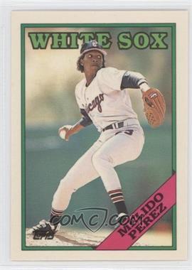 1988 Topps Traded Box Set [Base] Collector's Edition (Tiffany) #83T - Melido Perez