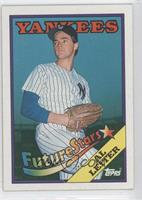 Future Stars - Al Leiter (Corrected: Al Leiter Pictured)