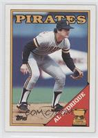 Topps All-Star Rookie - Al Pedrique