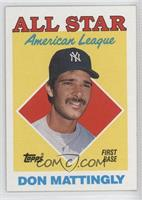 All Star - Don Mattingly