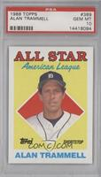 All Star - Alan Trammell [PSA 10]